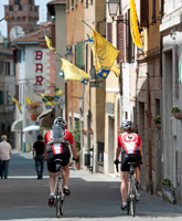 Tuscany biking trip photo